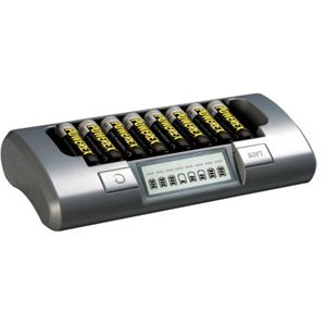 POWEREX AA 8-BK STANDARD BATTERY CHARGER