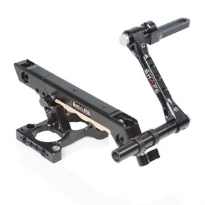 RED WEAPON EPIC-W - SCARLET-W -RAVEN TOP PLATE EXTENDABLE HANDLE EVF MOUNT