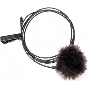RODE Artificial fur windshield - fits PinMic.