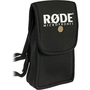 Stereo Videomic Bag Neoprene pouch for Stereo VideoMic, batteries, accessories & adjustable strap.