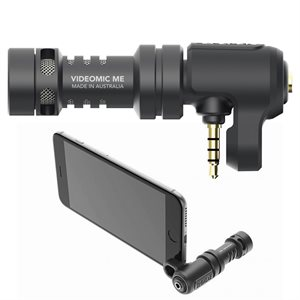 VideoMic Me Compact directional microphone - 3.5mm