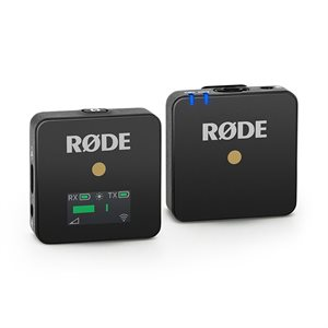 RODE Ultra Compact Wireless Solution On-The-GO Voice Recorder
