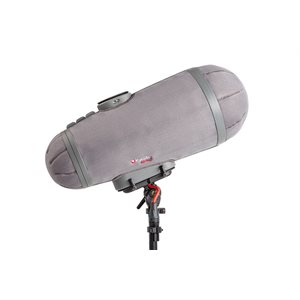 RYCOTE CYCLONE WINDSHIELD KIT, MEDIUM