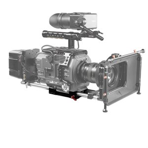 Shape B15FX9 Sony Fx9 15mm Lightweight Baseplate