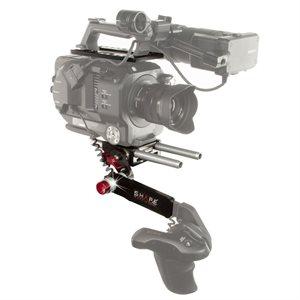 Shape FS7LWBR Sony FS7 Lightweight Bundle Top Plate Remote Extension Handle