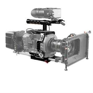 Shape FX9EVFC Sony Fx9 Cage Handle EVF Mount