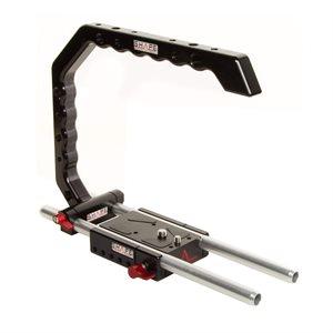 SHAPE Canon C100 C300 C500 paparazzi handle (Special Order)