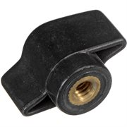 FEMALE SCREW KNOB .25-20