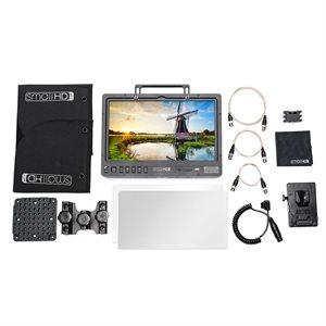 Small HD 1303 HDR Production V-Mount Monitor Bundle