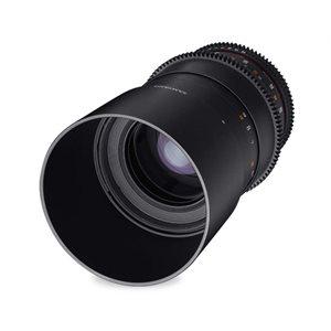 100mm Macro T3.1 VDSLR II Sony FE Full Frame