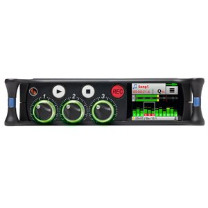 SOUND DEVICES 3 XLR INPUT 5 TRACK RECORDER
