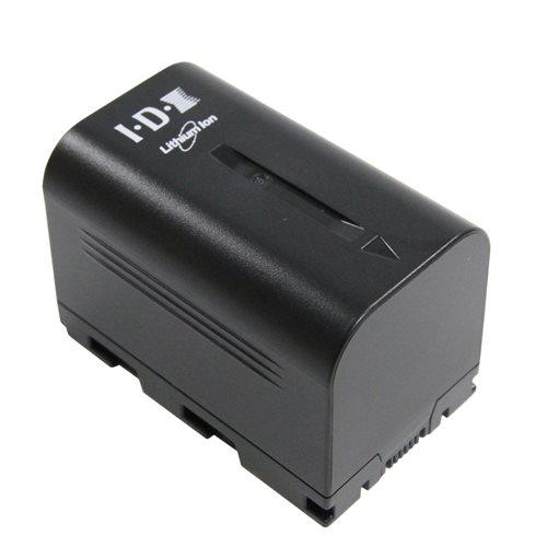 IDX 37Wh7.4V / 4900mAh Lithium Ion Battery for JVC