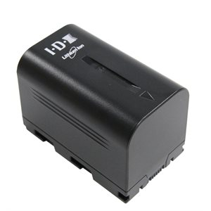 IDX 37Wh7.4V / 4900mAh Lithium Ion Battery for JVC