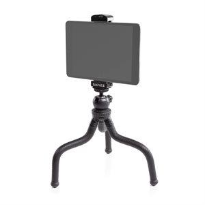 Shape TTFGH Tablet Aluminum Mount And Tripod Flexible Grip With Ball Head