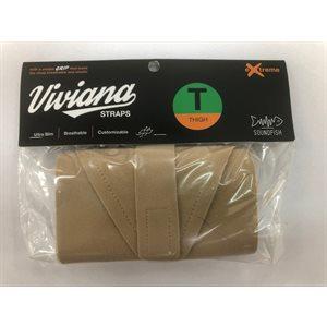 Viviana THIGH beige Extreme