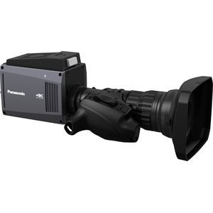 PANASONIC 4K Multi-Purpose Camera