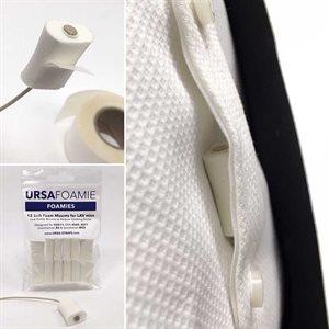 URSA Foamies White - 12 pack
