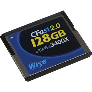 C FAST 2.0 3400X 128GB