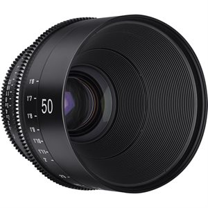 XEEN 50MM T1.5 MFT FULL FRAME