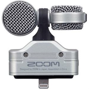 ZOOM iQ7 MS PROFESSIONAL MICROPHONE