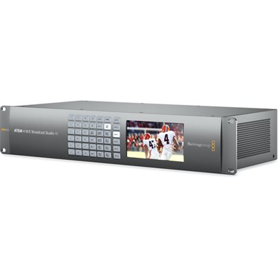 ATEM 4 M / E Broadcast Studio 4K