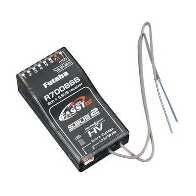 FUTABA RECEIVER R7008SB 2.8G S-BUS / HV FASSTEST