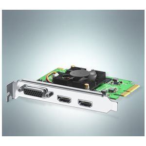 BLACKMAGIC DESIGN INTENSITY PRO 4K (REQUIRES 4 LANE PCIE)