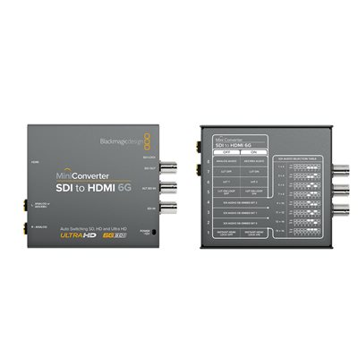 Blackmagic Mini Converter - SDI to HDMI 6G