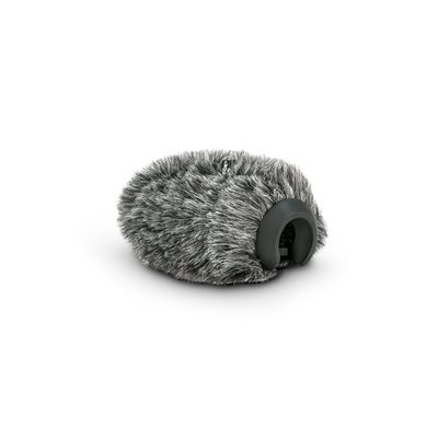 Artificial fur windshield - fits VideoMic Pro+ foam windshield.