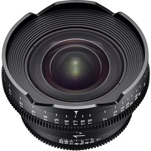 XEEN 14MM T3.1 CANON EOS FULL FRAME