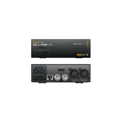 Blackmagic Design Teranex Mini - SDI to HDMI 12G