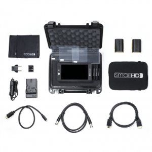 SMALL HD 502 ON-CAMERA MONITOR STARTER BUNDLE