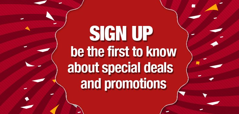 Newsletter Sign up web banner3